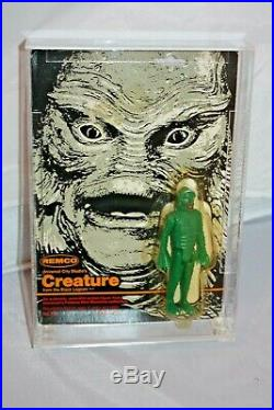 1980 Remco Universal Monsters CREATURE from the Black Lagoon Non-Glow AFA