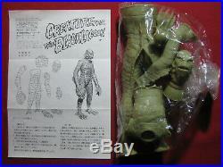 1989 Billiken Creature From The Black Lagoon Model Kit Vintage Sci-Fi Horror
