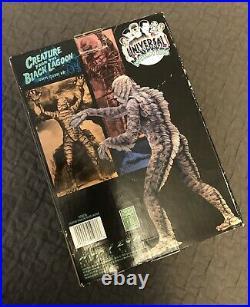 1993 Horizon Creature From The Black Lagoon Vinyl Model Kit NEW Rare Monster