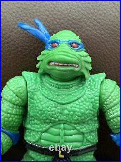 1994 TMNT Mirage Universal Studios Monsters Leo Creature From The Black Lagoon