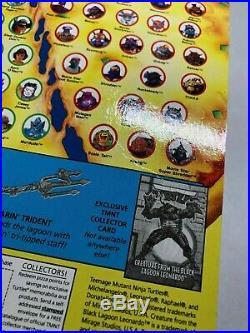 1994 TMNT Universal Monsters Creature from the Black Lagoon Leonardo