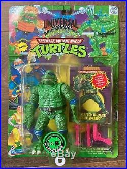 1994 Tmnt Universal Studios Monsters Creature From Black Lagoon Leonardo Leo