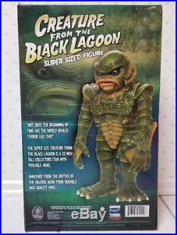 22 Creature from the Black Lagoon Super Sized Vinyl Figure Monstarz Amok Time