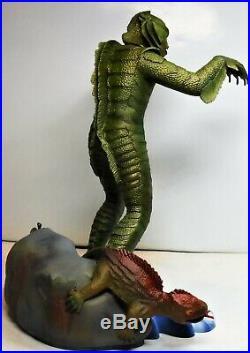 AURORA Creature from the Black Lagoon original 1963Professional AIRBRUSH Monster