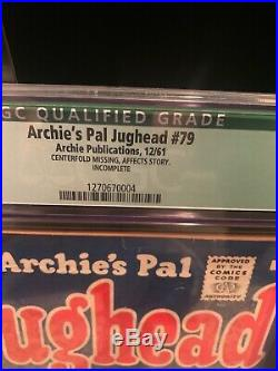 Archie Laugh 130 & Jughead 79 The Creature from the Black Lagoon Rare Classics
