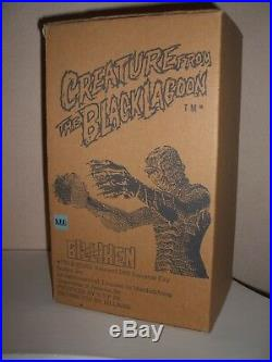 Billiken Creature From The Black Lagoon Vinyl Model Unmade High Grade Box Rare