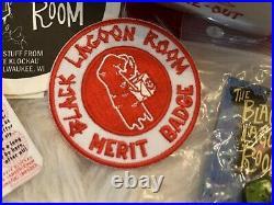 Black Lagoon Room Creature From The Crab Rangoon Red Leftovers Monster Tiki Mug