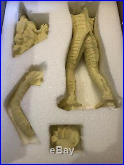 Box Art Tribute 1/6 Creature From Black Lagoon Resin Model Kit Jeff Yagher