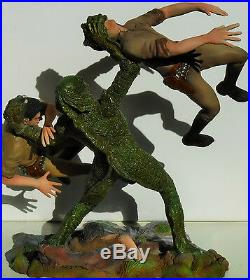 CREATURE FROM BLACK LAGOON Resin AURORA Professionally AIR BRUSHED built model
