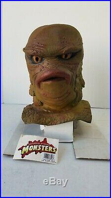 CREATURE FROM THE BLACK LAGOON DON POST CALENDAR MASK ReissueVERSION A With Box