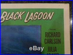 CREATURE FROM THE BLACK LAGOON Original 1954 Lobby Card, 11 x 14, C8 Very Fine