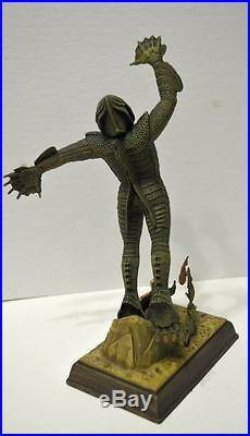 CREATURE From BLACK LAGOON PROFESSIONAL BUILD & PAINT 112 Scale Moebius