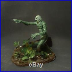 CREATURE From The BLACK LAGOON DIORAMA STATUE Figure horror monsters universal