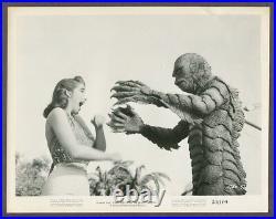 Creature From The Black Lagoon 1954 Gil Man Julia Adams Sexy Sci Fi Horror J3422