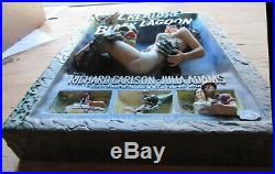 Creature From The Black Lagoon 3-d Diorama Forest J Ackerman Collection