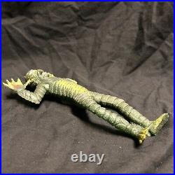 Creature From The Black Lagoon Ahi Vintage 1973 Jiggler Rare Rubber Figure