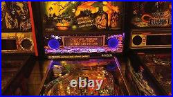 Creature From The Black Lagoon CFTBL Pinball LED Speaker Panel ULTIMATE