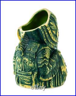 Creature From The Black Lagoon Limited Edition Green Yellow 6.5 Tiki Mug