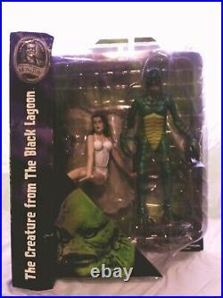 Creature From The Black Lagoon Universal Studio Figure Diamond Select Horror NEW