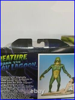 Creature From The Black Lagoon withKay Lawrence Diamond Select Action Figure
