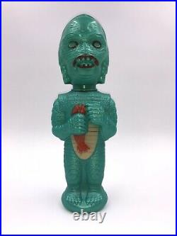 Creature From the Black Lagoon Soaky-Bubble Bath-Bottle-Universal 1960 Vintage