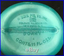 Creature From the Black Lagoon Soaky-Bubble Bath-Bottle-Universal 1960's Vintage