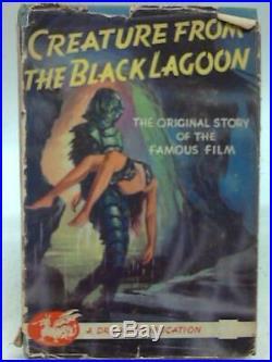 Creature From the Black Lagoon (Vargo Statten 1111) (ID29562)
