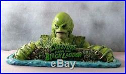 Creature from Black Lagoon Rare Resin Monster Model Diceman Gillman 2002