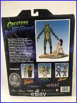 Creature from The Black Lagoon Universal Studios Figure Diamond Select 2 figure