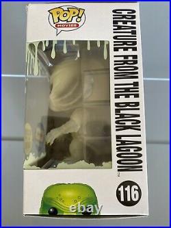 Creature from the Black Lagoon Funko Pop! #116 Glow in the Dark Gemini Exclusive