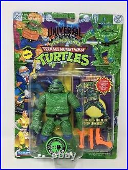 Creature from the Black Lagoon Leonardo (1994 TMNT / Universal Studios Monsters)