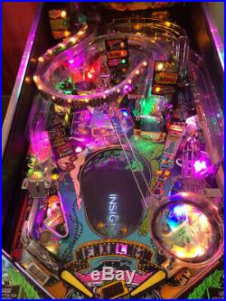 Creature from the Black Lagoon Pinball Machine-Good Condition-Mike D Mod