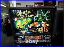 Creature from the Black Lagoon Pinball Machine by Bally-FREE SHIPPING