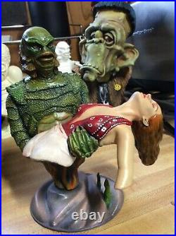 Creature from the Black Lagoon RARE resin model kit unpainted