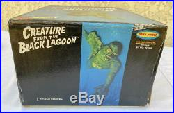 Dark Horse Universal Studios Porcelain Creature From the Black Lagoon Model Kit