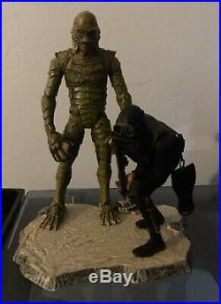 Diamond Select Toys Universal Monsters Creature From The Black Lagoon Lot-New