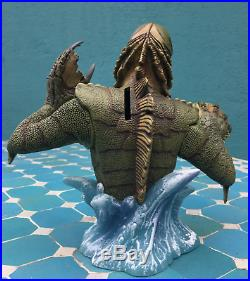 Diamond Toys Creature from The Black Lagoon Bust Bank Sculpt