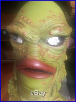 Don Post Creature From The Black Lagoon Version B Box