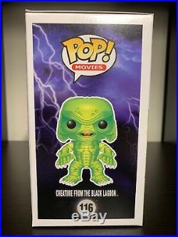 Funko Pop Creature From The Black Lagoon Metallic Gemini Collectibles Exclusive