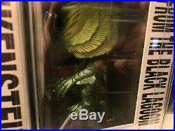 Funko Pop Creature From The Black Lagoon Metallic Gemini Exclusive #119 Rare