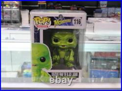 Funko Pop Creature From The Black Lagoon Monsters 116