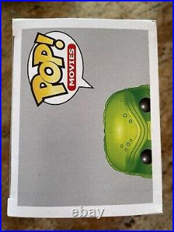 Funko Pop Creature from the Black Lagoon Glow in the Dark Gemini withPop Protector