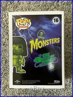 Funko Pop Kirk Hammett Monsters #16 Creature from the Black Lagoon 1008 pcs