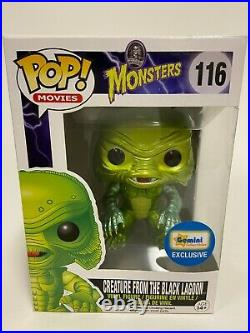 Funko Pop! Movies Monsters Creature From The Black Lagoon Gemini Exclusive