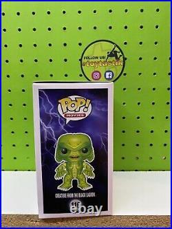 Funko Pop Universal Monsters Creature From the Black Lagoon Glow Dark Exclusive