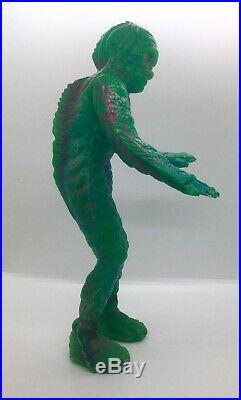 Holy Grail Rare Vtg Creature From The Black Lagoon Mexican Bootleg Jumbo Figure