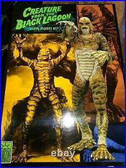 Horizon Creature From The Black Lagoon, Plastic Model Kit Hor036,1993, 16, Mib