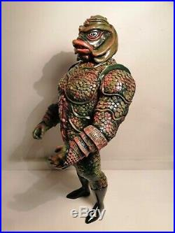 Huge 18 Creature From The Black Lagoon Custom Amazing Unique Colossal Figure
