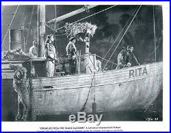 Jack Arnold Creature From The Black Lagoon 1954 Vintage Photo Original #2