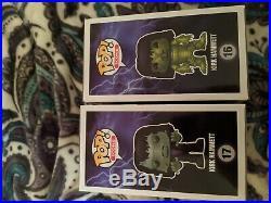 Kirk Hammett Funko Pop Frankenstein & Creature from the Black Lagoon 16 17 Bundl